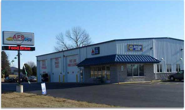 AFS Service - Auto Repair shop in Hortonville, WI